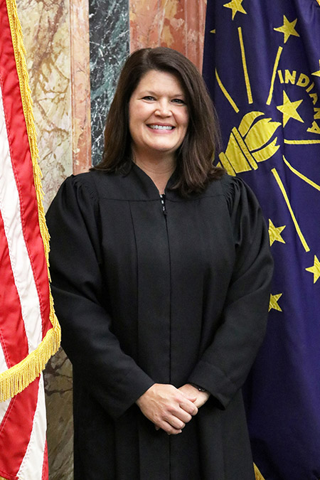Honorable Jennifer L. DeGroote