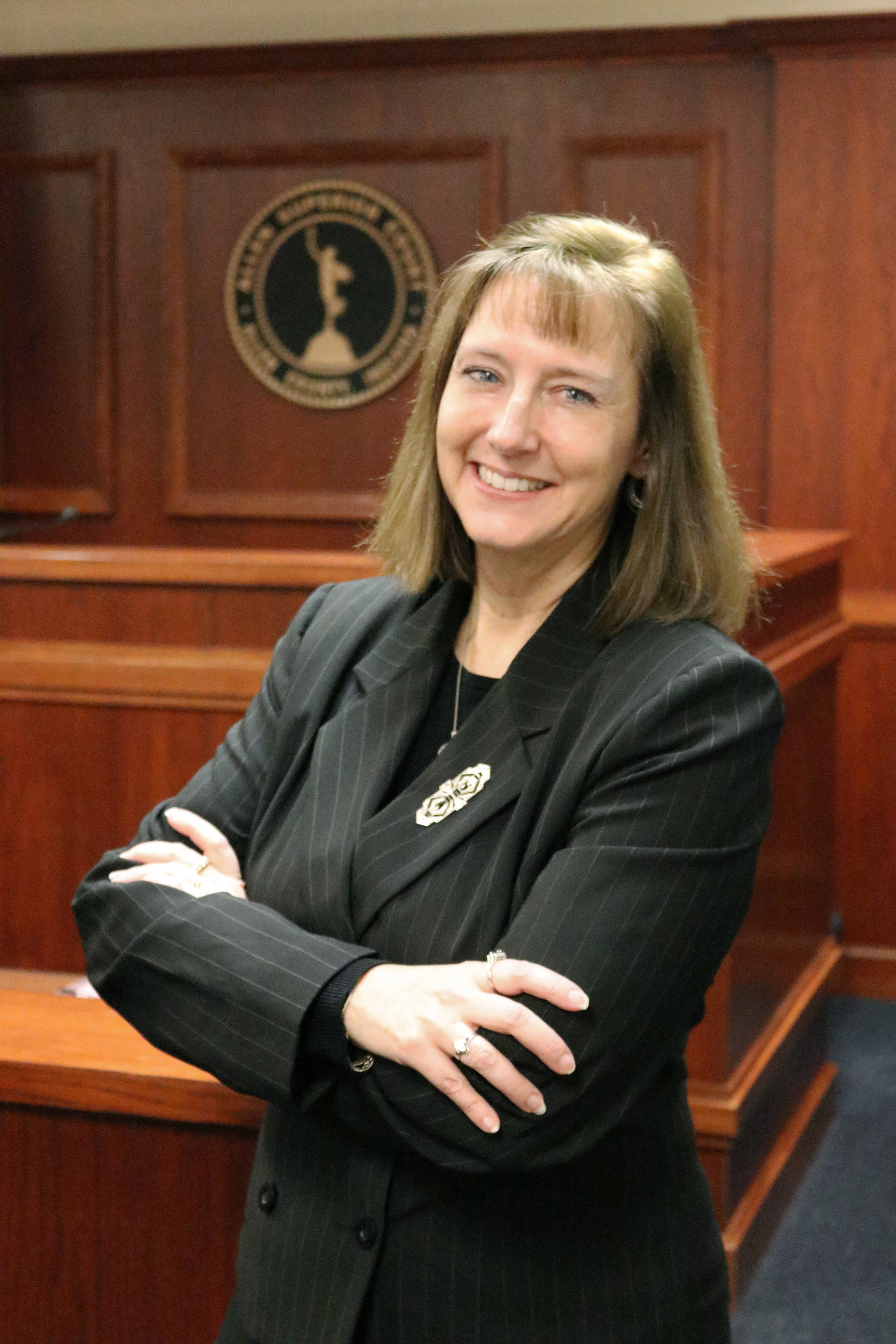 Magistrate Carolyn Foley